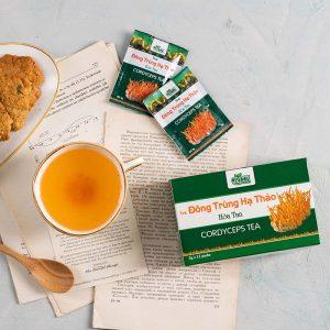 ưu điểm của trà đồng trùng hạ thảo