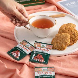 bảo quản trà lịn chi