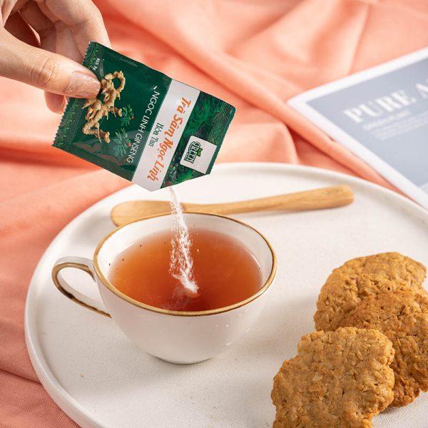 mua trà sâm ngọc linh ở đâu