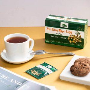 tác dụng trà sâm ngọc linh