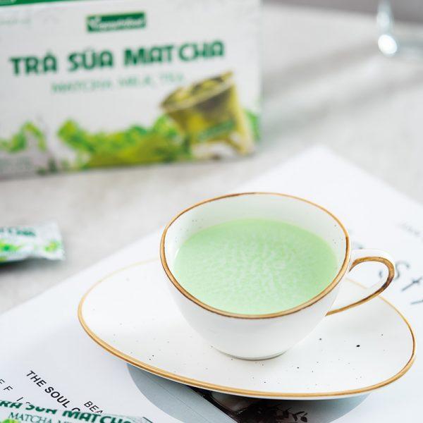 trà sữa ăn kiêng