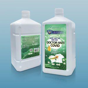 Nước Giặt – Xả Sinh Học Doctor Anti Covid