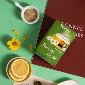 trà túi lọc hoa cúc la mã chính hãng