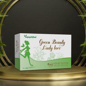 Viên Đặt Phụ Khoa Green Beauty Lady Love