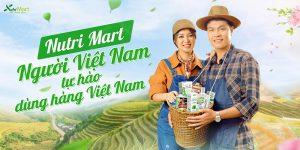 Nutri Mart thương hiệu thuần Việt khát vọng phủ xanh mảnh đất hình chữ S