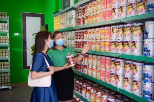 Nutri Mart tăng tốc vượt bão Covid tham vọng đạt 1000 cửa hàng trong 6 tháng cuối năm