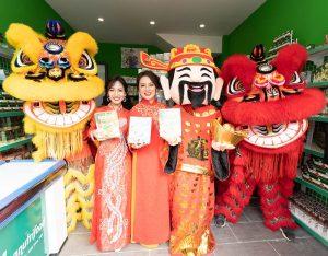 Ra mắt chuỗi siêu thị hữu cơ phân phối 100% sản phẩm Việt đầu tiên tại Việt Nam