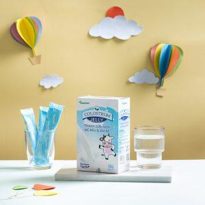 sản phẩm Thạch Sữa Non Mẹ Bầu & Em Bé