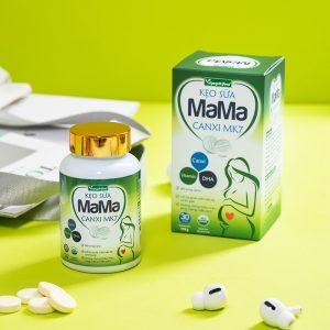 Kẹo Sữa Mama Canxi MK7