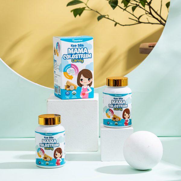 Kẹo Sữa Mama Colostrum Candy