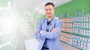 Tổng Giám đốc Công ty Cổ phần Thực phẩm Dinh dưỡng Hữu cơ Việt Nam - Trần Minh Phương