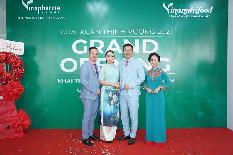 Nutri Mart ra đời mở ra một hệ thống siêu thị bán lẻ mang thương hiệu Việt