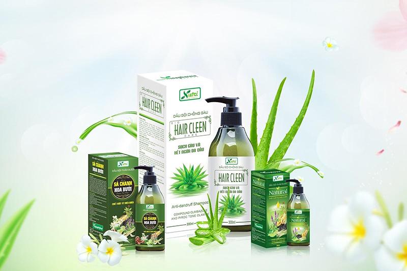 Nutri Mart ưu tiên các dòng sản phẩm có nguồn gốc từ thảo mộc thiên nhiên