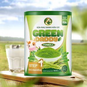 Green Daddy Sữa Non Từ 0-6 Tháng Tuổi