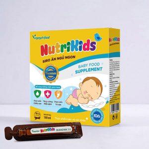 Siro Ăn Ngủ Ngon NutriKids