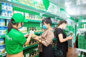 Chuỗi siêu thị Nutri Mart khẳng định sẽ bao tiêu 100% sản phẩm nông sản của Việt Nam