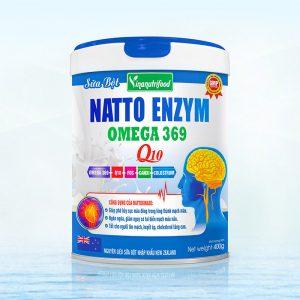 Sản Phẩm Dinh Dưỡng Natto Enzym Omega 369 - Q10 tốt