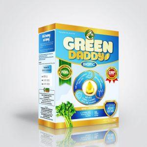 Thực Phẩm BVSK Green Daddy Biotic 200g
