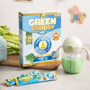 Sữa Green Daddy Biotic