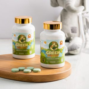 sản phẩm Thực Phẩm BVSK Green Daddy Colostrum Candies