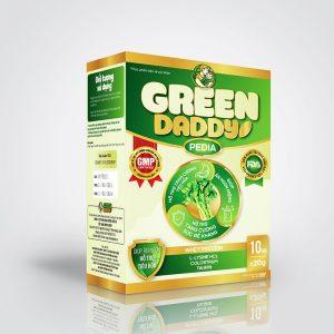 Thực Phẩm BVSK Green Daddy Pedia 200g