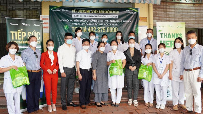 Trung tâm y tế quận Hà Đông gửi thư cảm ơn 4